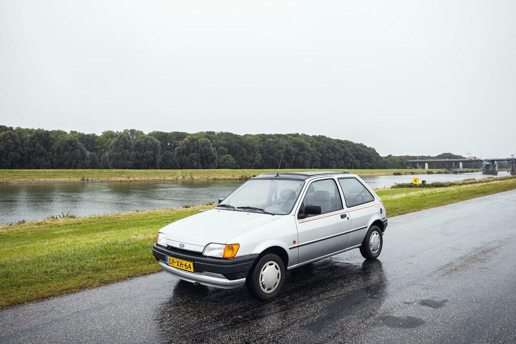 Ford Fiesta MK3 Calypso DP-XH-64