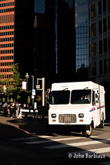 USPS Pittsburgh Street Photography