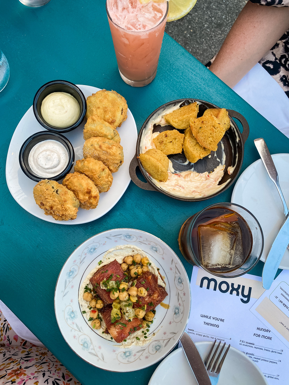 Moxy Modern American Tapas | Best Portsmouth Restaurants | Where to eat in Portsmouth, NH | Portsmouth New Hampshire Travel Guide | Weekend in New England | Things to do in Portsmouth