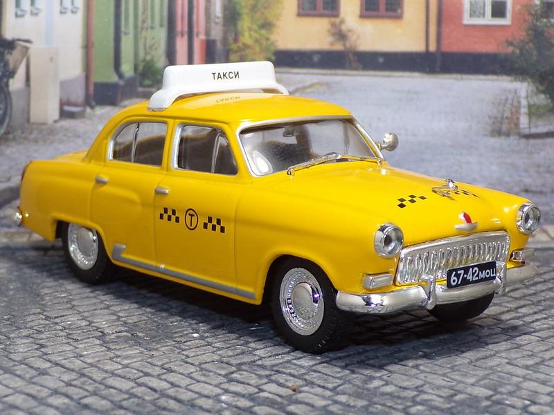 Gaz Volga M21 – 1962