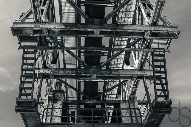 Kranbrücke --- Crane bridge