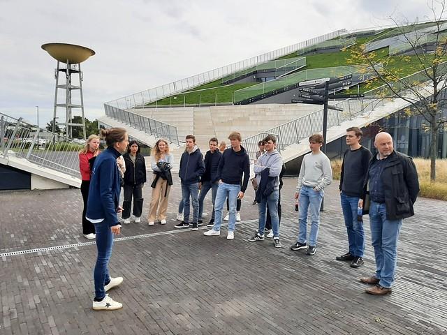 6EW zoekt en vindt inspiratie op Corda Campus Hasselt