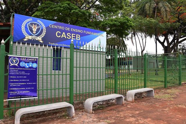 Revitalização do CEF Caseb
