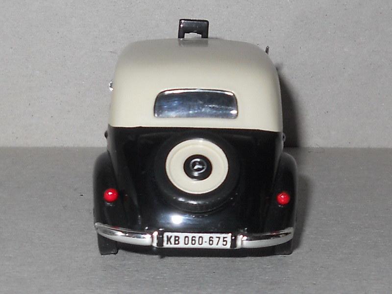 Mercedes Benz 170V - 1952