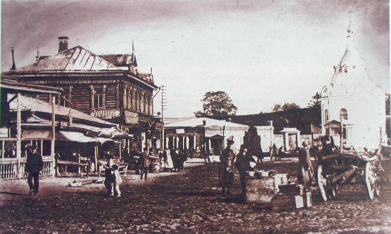 07. Торговая площадь