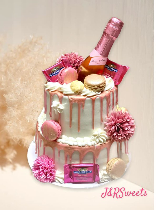 Cake by J&R Sweets