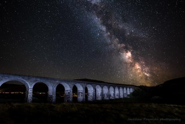 J.P. Milky way - Shankend Viaduct