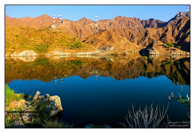Al Rafisah Dam-Khor Fakkan-UAE