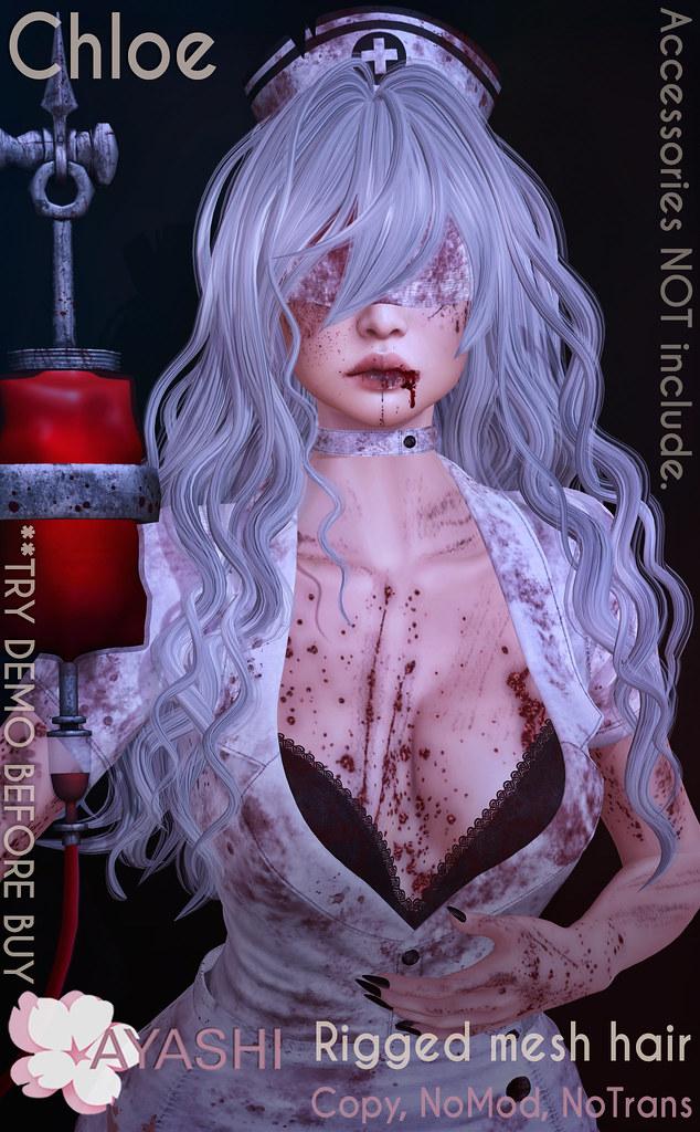 [^.^Ayashi^.^] Chloe hair special for Salem