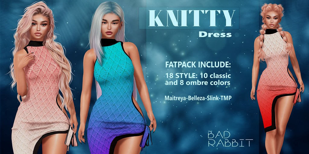.:Bad Rabbit:. Knitty Dress CONTEST GIVEAWAY!!!!!
