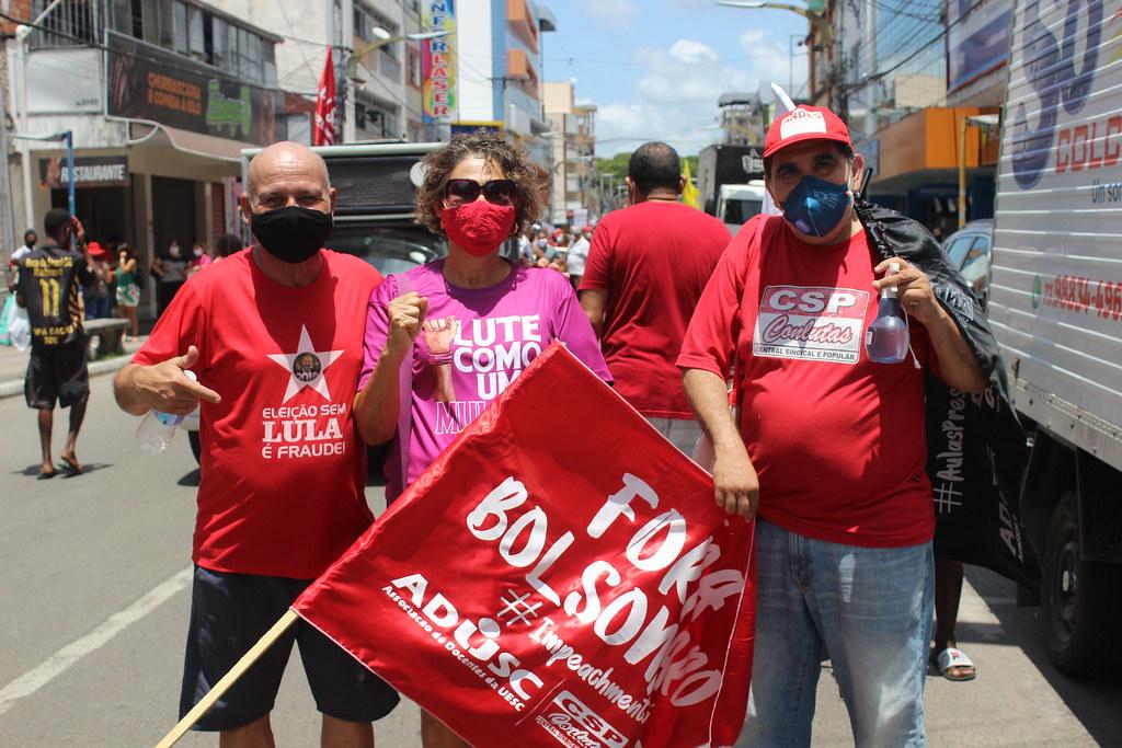2 de Outubro - Fora Bolsonaro - Itabuna-BA