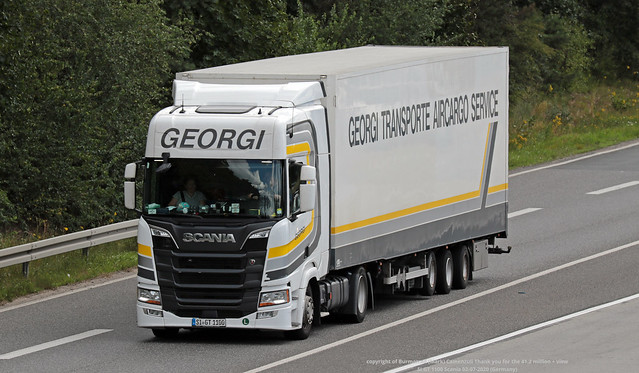 SI GT 1100 Scania 02-07-2020 (Germany)