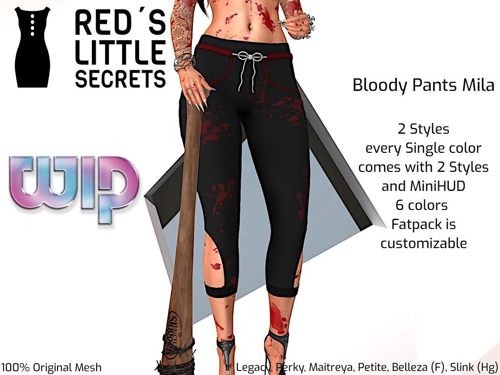 Bloody Mira Halloween Edd @WIP Event