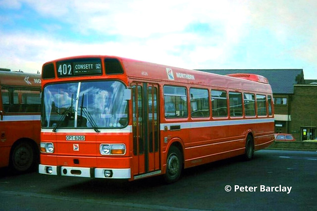 Northern General Transport 4636 (CPT636S) - 1978