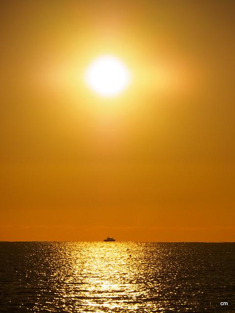 el centre - sunrise