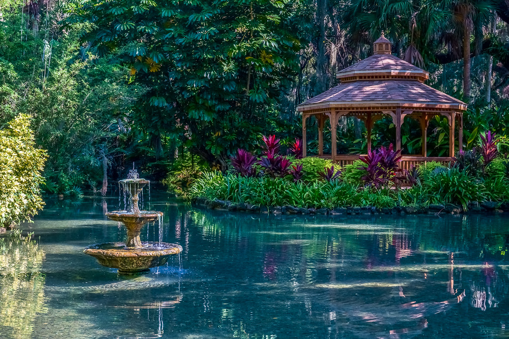 Reflecting pond 1