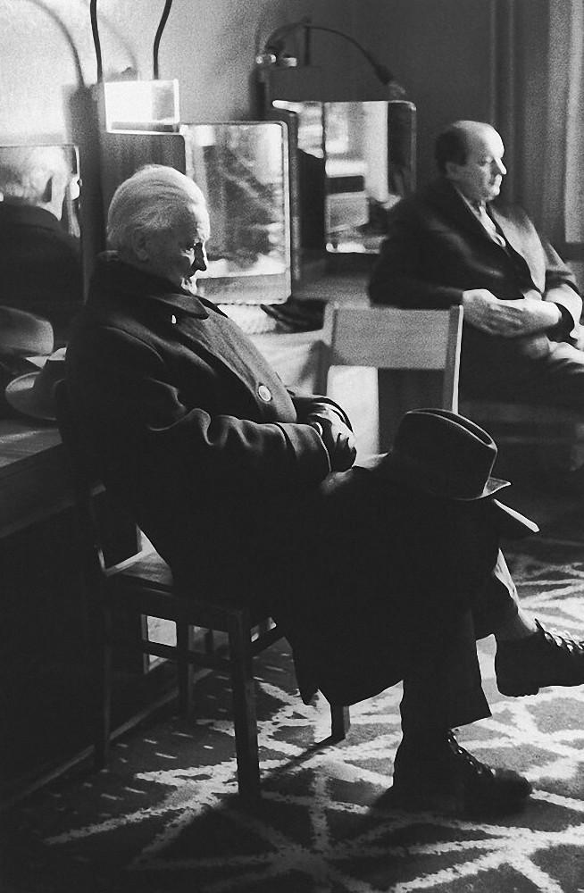1960. Вильнюс. Солист оперы Кипрас Петраускас