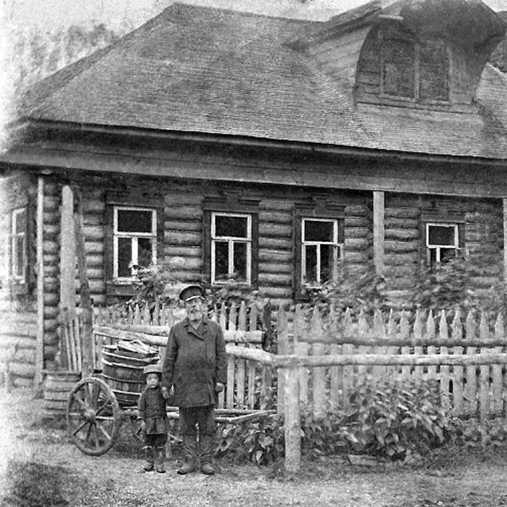 23. Окрестности Дмитрова. Подмошье