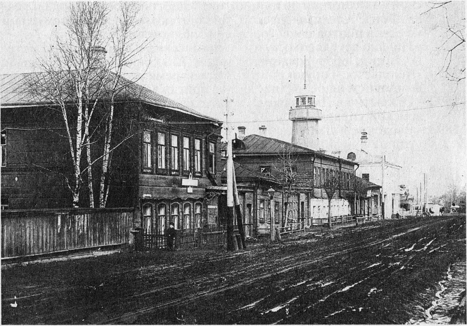 09. Здание почты на Пятницкой улице