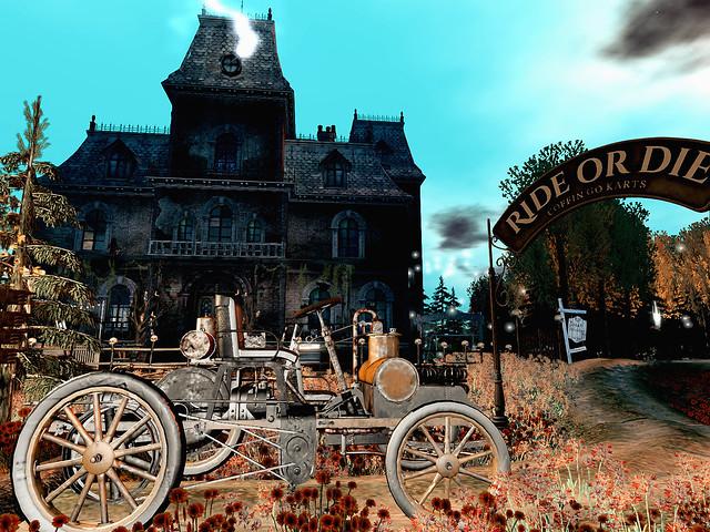 Events Presents: Vile Victorians - Ride or Die