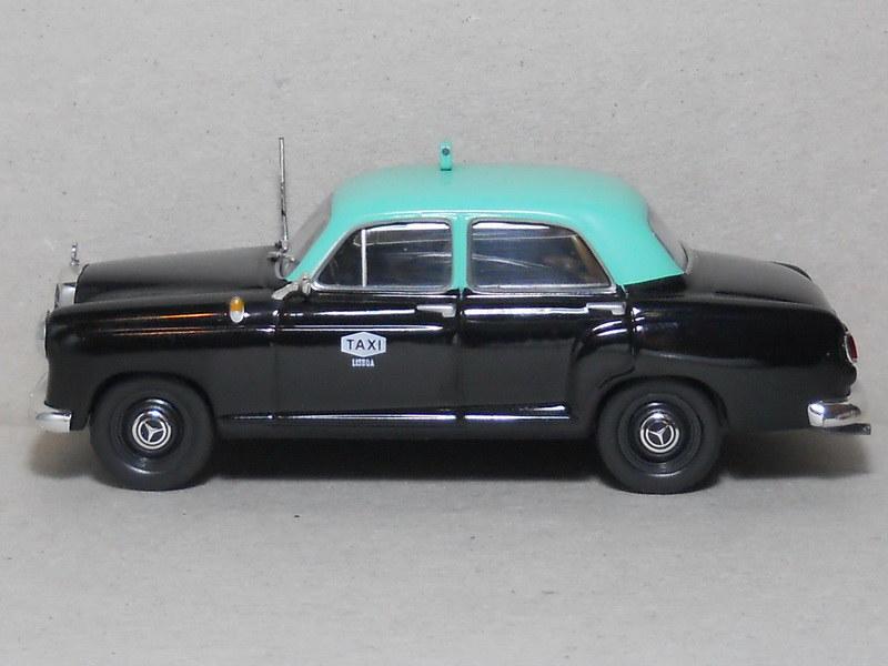 Mercedes Benz 180D – 1960