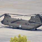 Boeing CH-47D Chinook c/n M3392 Greece Army serial ES926