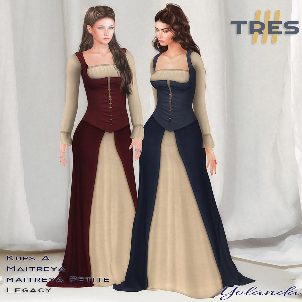 TRES – Yolanda