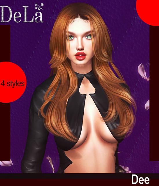 """=DeLa*= hair """"Dee"""""""
