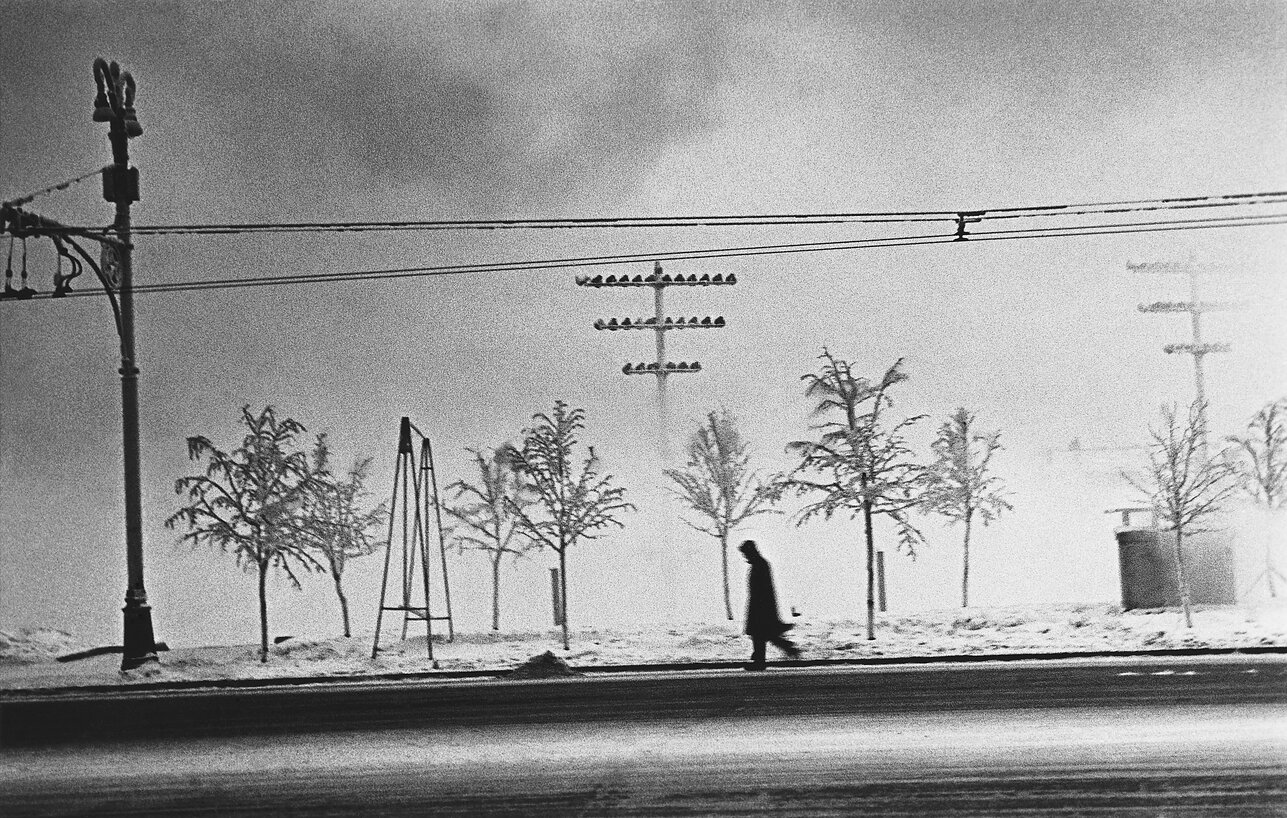 1959. Каунас. Утреннее очарование