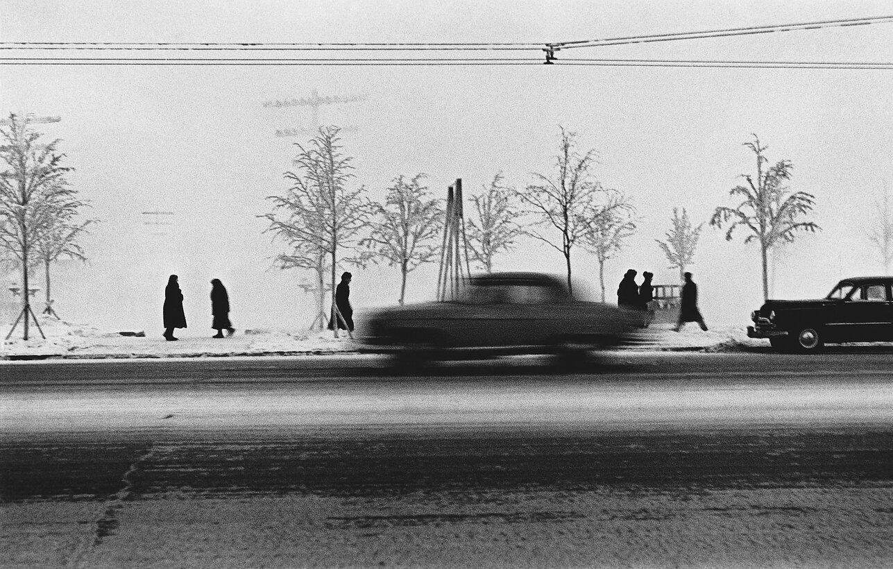 1959. Каунас. Утреннее очарование.