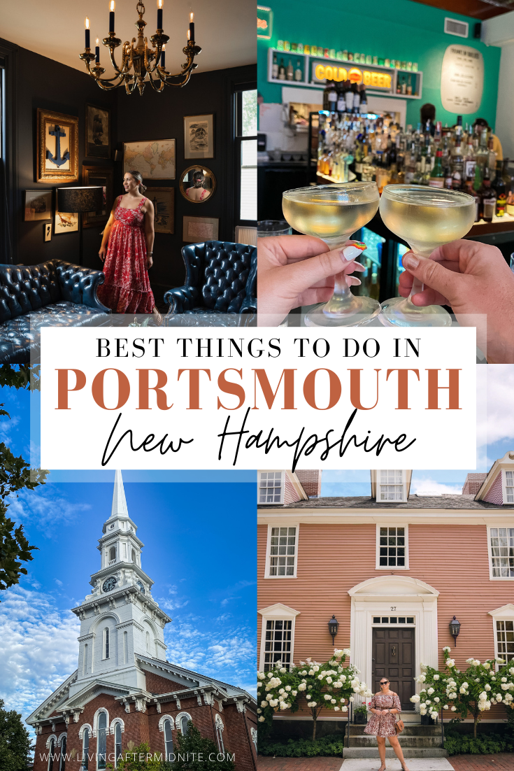 Best Things to do in Portsmouth, New Hampshire