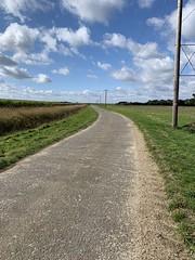 Peri track north western side