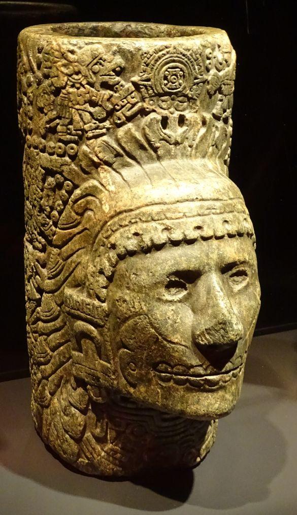 DSC03414MuseumVolkenkundeAztecsPulqueVatSapMaguey-agaveBegin16eEeuwWeltmuseumWienFylliet