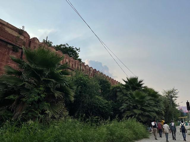City Walk - Red Fort's Backside, Ring Road