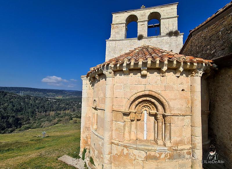 Buscando el Santo Grial en la Ermita de San Pantaleón (17)