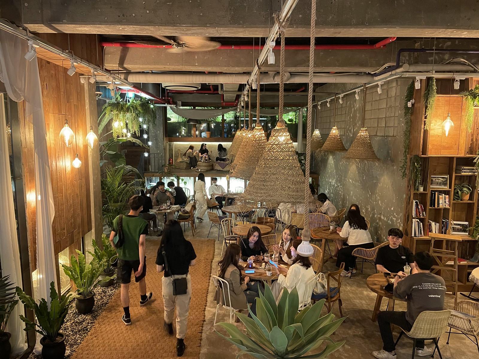 AB Cafe in Gangnam