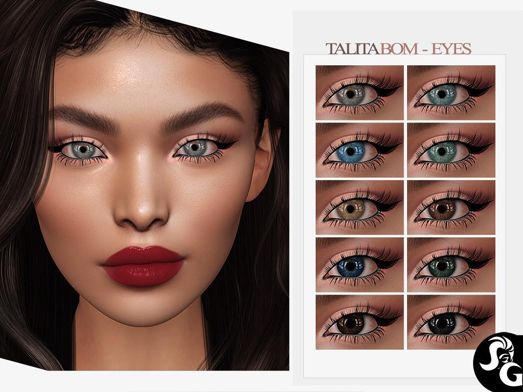 Talita BOM Eyes