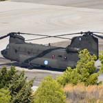 Boeing CH-47D Chinook c/n M3406 Greece Army serial ES927
