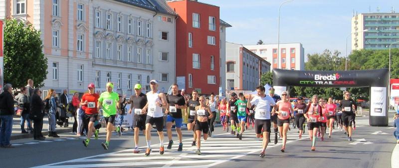 Opavského City trailu se zúčastnilo 220 běžců