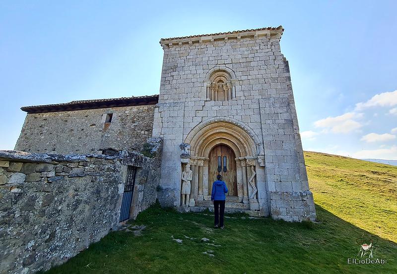 Buscando el Santo Grial en la Ermita de San Pantaleón (5)