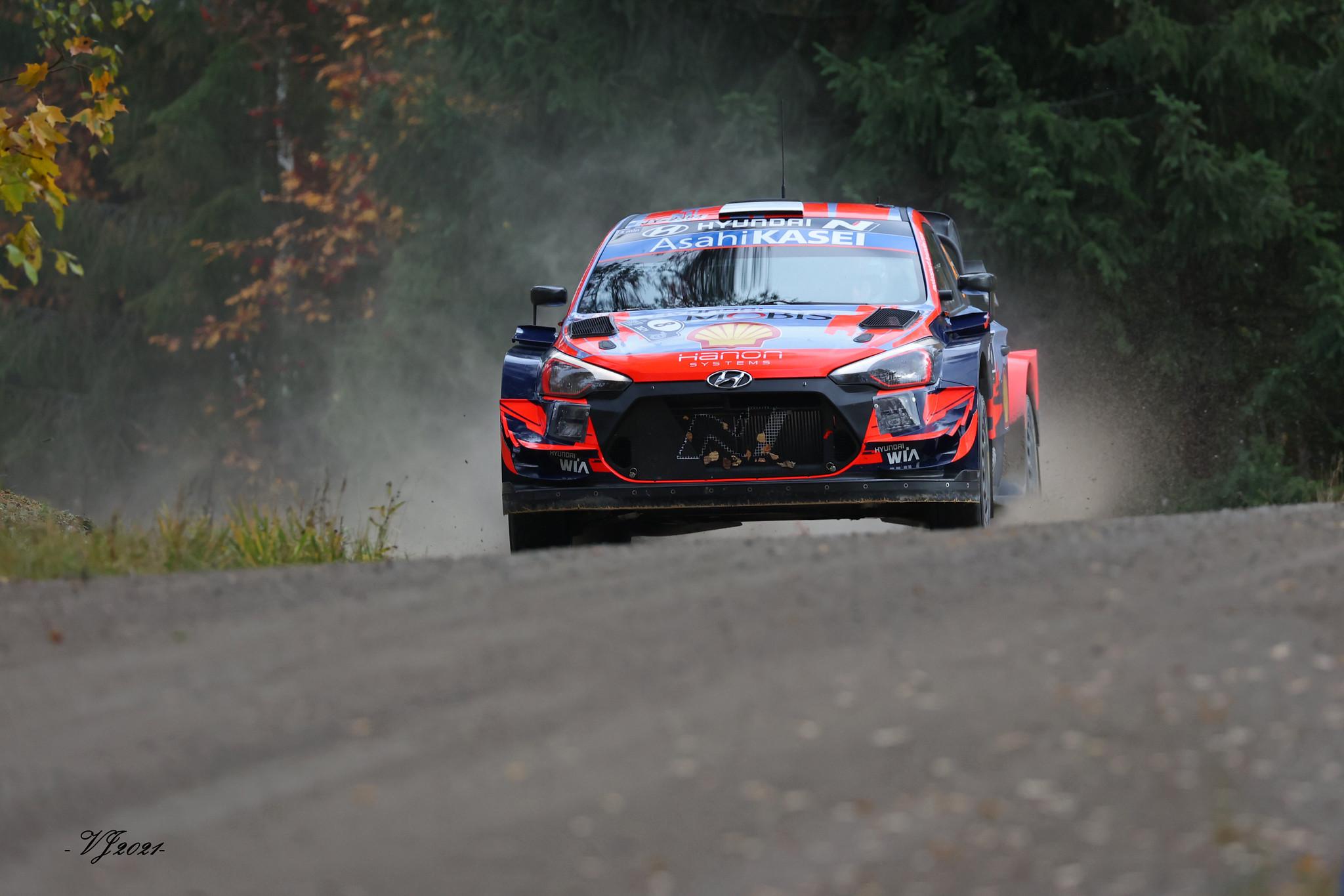 Ott Tänak, Hyundai i20 WRC