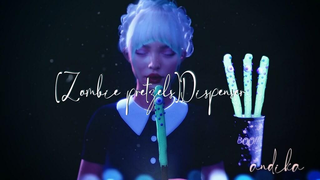 andika Vip GG::andika [Zombie pretzels]Dispenser