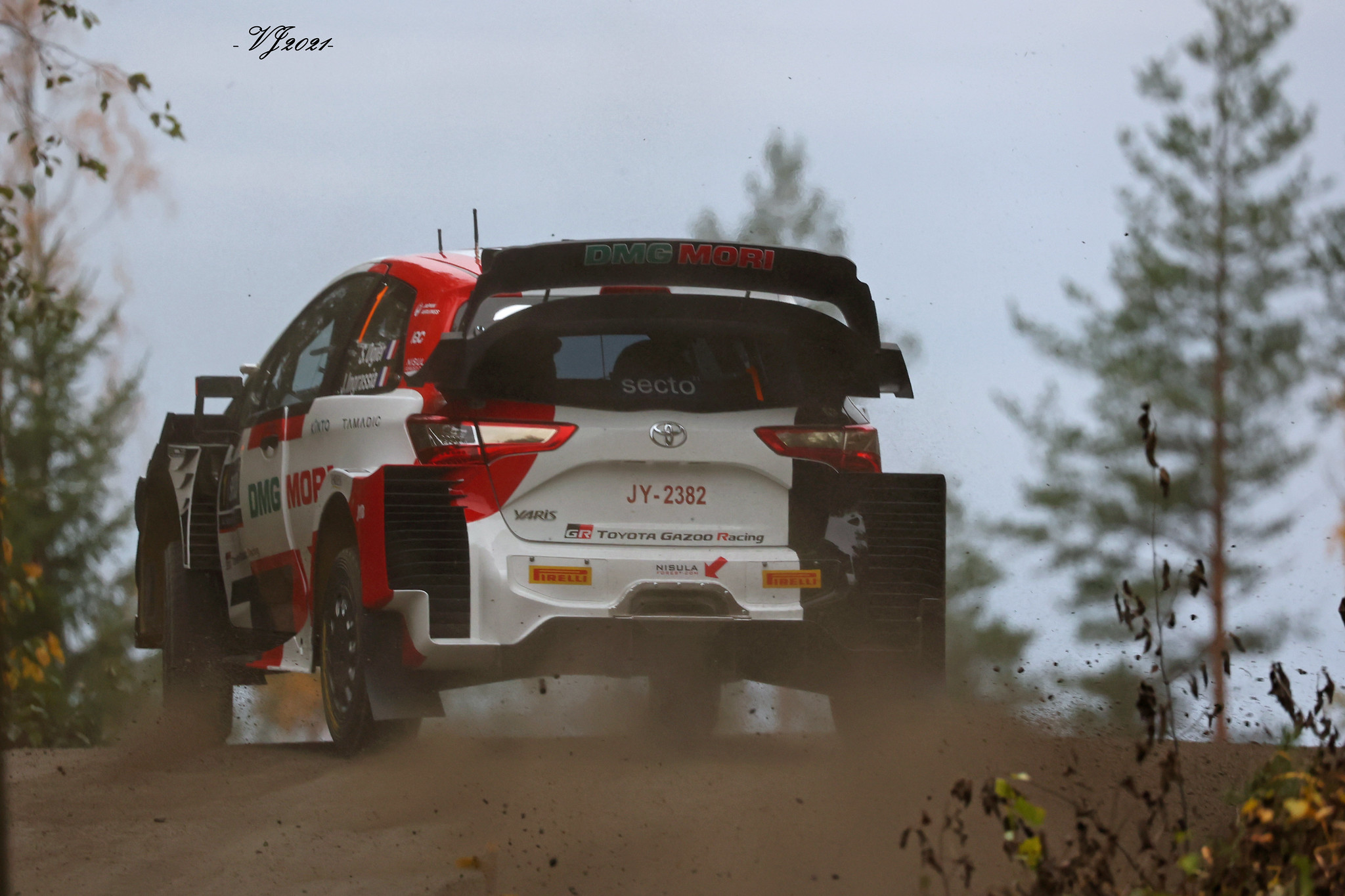 Sebastien Ogier, Toyota Yaris WRC