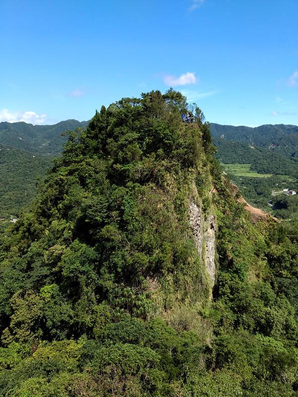 Shizhu Piton, Wuming Piton, Fengtou Piton East Peak and Mt. Jiulong
