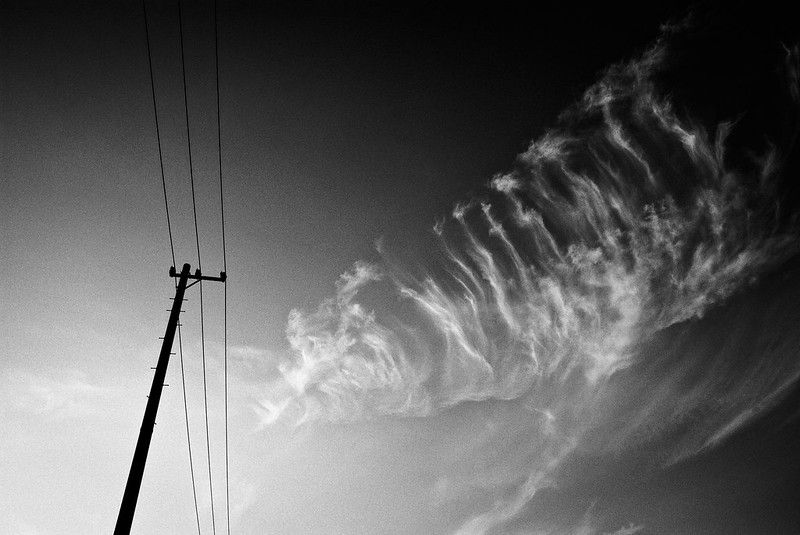 Clouds and Electric Lines (Redevelopment)