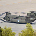 Boeing CH-47D Chinook Greece Army serial unknown