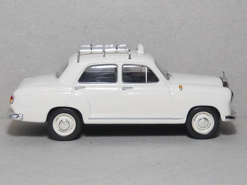 Mercedes Benz 180D - 1962