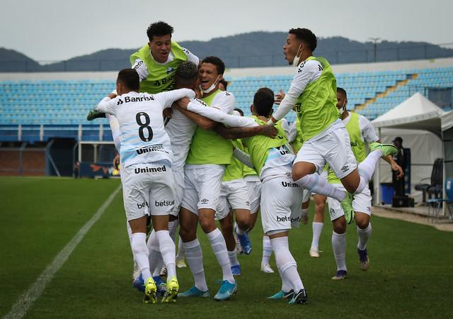 Avaí x Grêmio - Campeonato Brasileiro de Aspirantes 2021