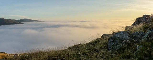 Inversion over Ullswater