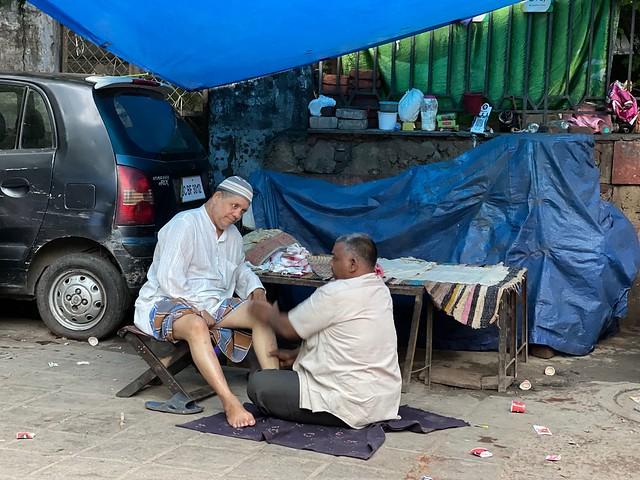 Mission Delhi - Mangey Ram, Hazrat Nizamuddin Basti